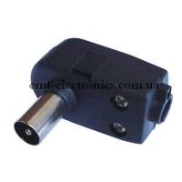 Штекер симметризатор, к блоку питания антенны