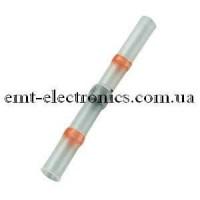 Термотрубка быстрого та герметичного соединения с припоем (4шт.)