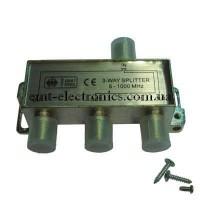 Разветвитель (сплиттер) антенный на 3 выхода