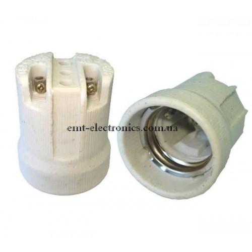 Патрон керамический, Е27
