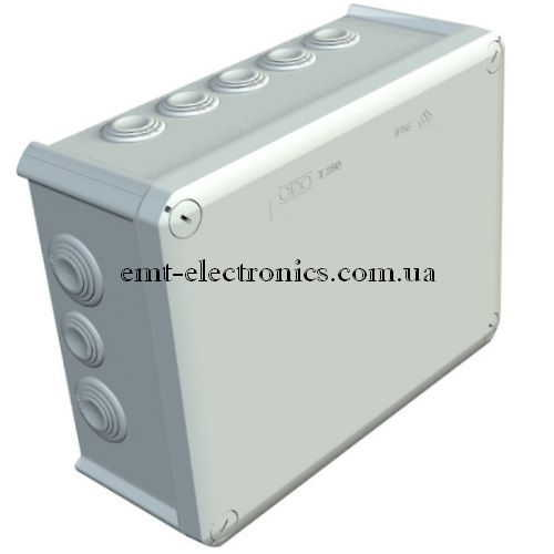 Коробка распределительная Т250 / 240х190х95 IP 66