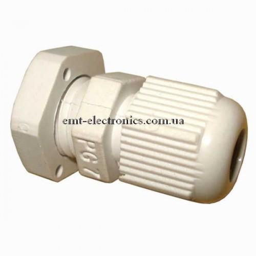 Сальник для кабеля 3,5-6мм.кв. (PG-7)
