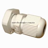 Сальник для кабеля 4-8мм.кв. (PG-9)
