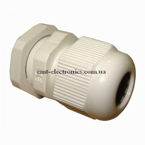 Сальник для кабеля 6-12мм.кв. (PG-13,5)