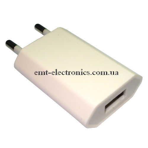 Адаптер питания USB для iPod/iPad/iPhone (блистер)