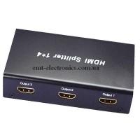 HDMI сплиттер, разветвитель HDMI 1x4