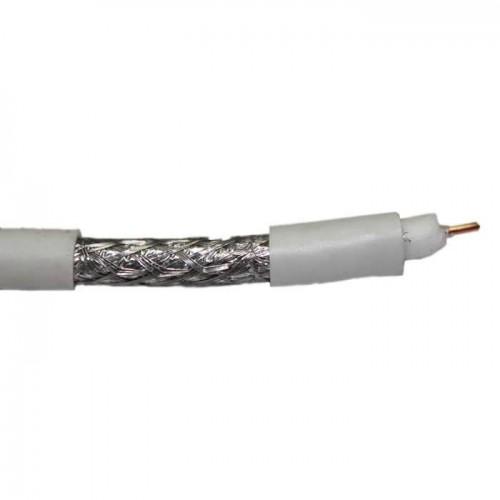 Коаксиальный кабель RG-6 (1.02 мм/64%/биметалл), 305м