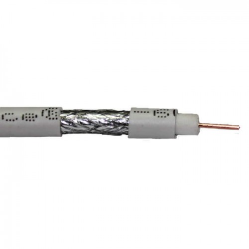 Коаксиальный кабель RG-6 (1.03 мм/64%/биметалл), 305м