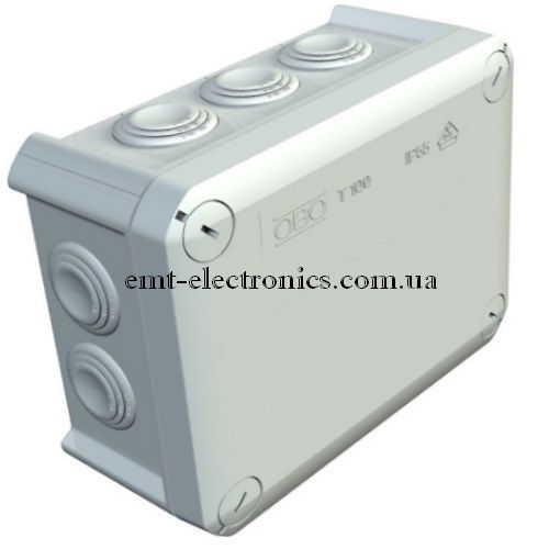 Коробка распределительная Т100 / 151х117х67 IP 66