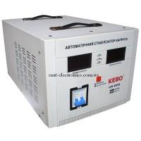 Стабилизатор напряжения KEBO, сервоприводный, 8000VA