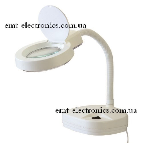 Лампа-лупа с подсветкой (3,8x, 90мм)